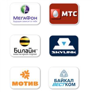Операторы сотовой связи Тикси