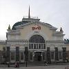 Железнодорожные вокзалы в Тикси