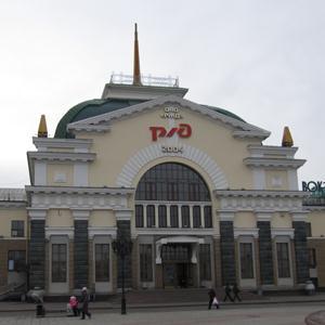 Железнодорожные вокзалы Тикси